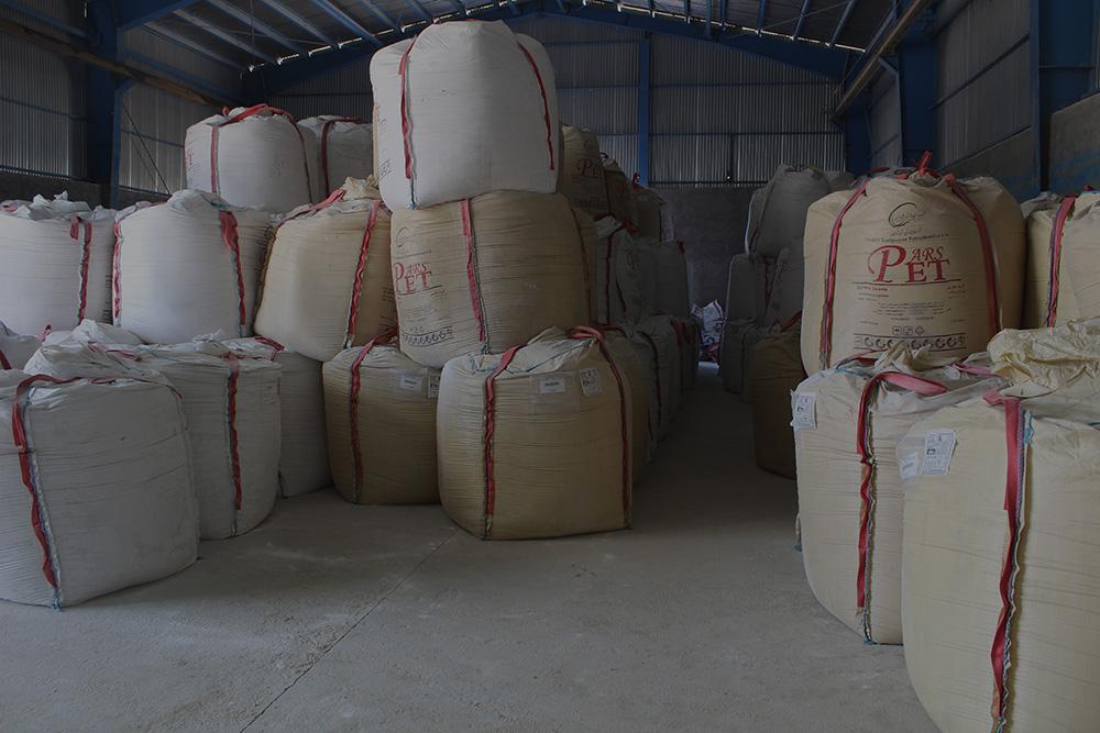 همدان حاجی - مواد اولیه کاشی و سرامیک